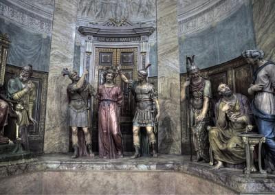 La bibbia dei poveriChiesa di San Sepolcro, Milano