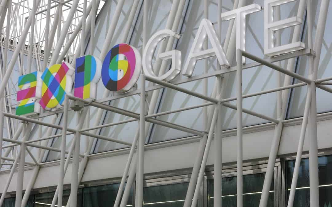 I video di Tracce all'Expo Gate