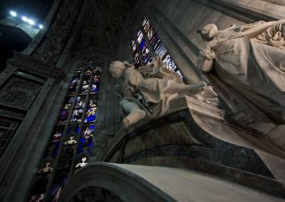 La pietra di dio, la chiesa degli uominiCattedrale del Duomo, Milano