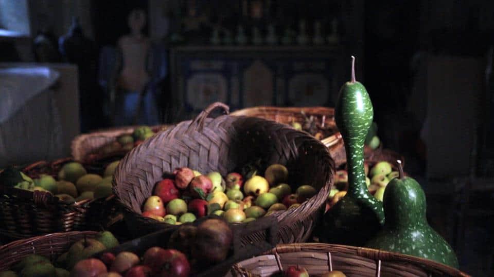 """Il mondo in una mela</br><span class=""""sT"""">Fondazione Archeologia Arborea, Umbria</span>"""