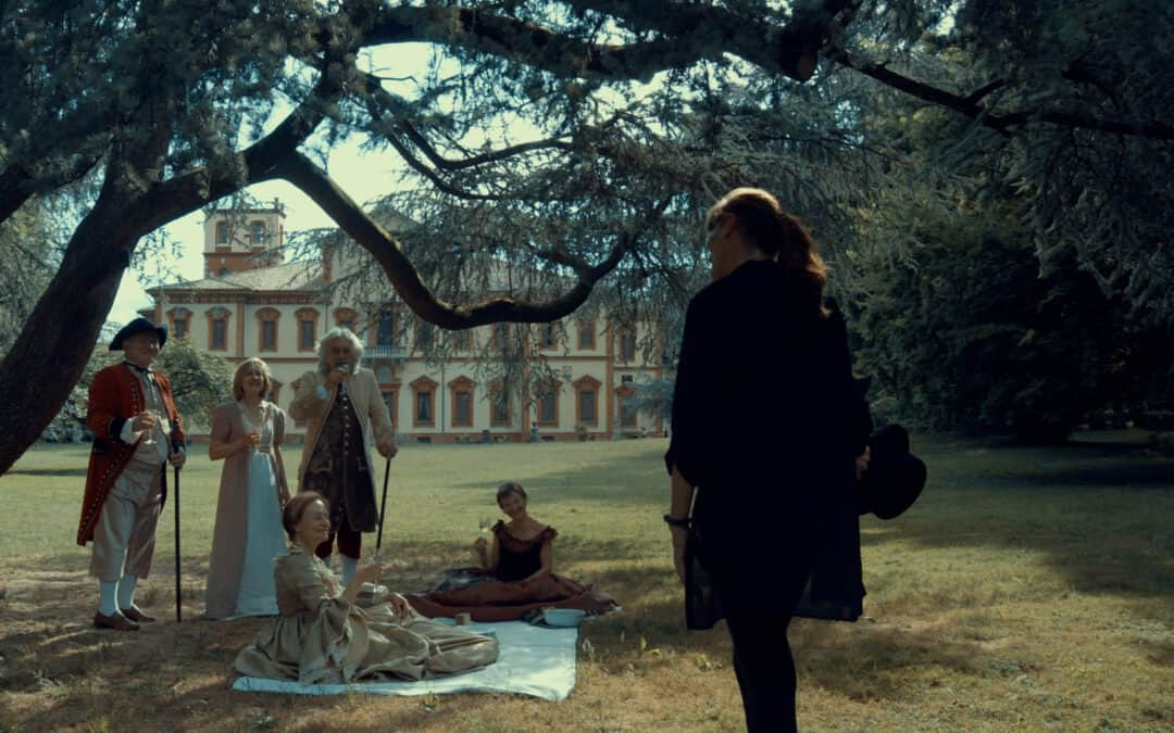 """""""Memorie e racconti dal giardino"""" una collaborazione con Regis"""